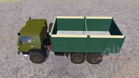 КамАЗ 4310 для Farming Simulator 2013