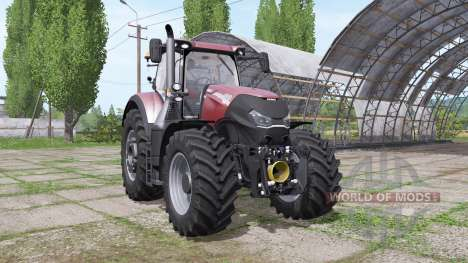 Case IH Optum 300 CVX edit BDBSSB для Farming Simulator 2017