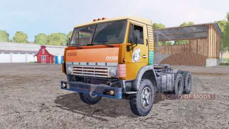 КамAЗ 5410 для Farming Simulator 2015