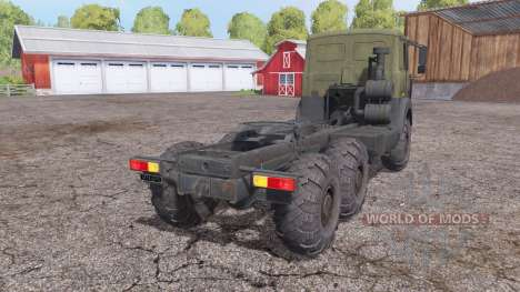 МАЗ 6425Х5-410-000 для Farming Simulator 2015
