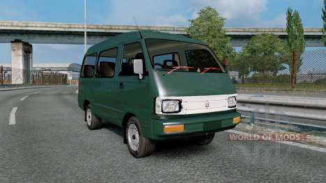 Suzuki Carry для Euro Truck Simulator 2