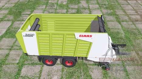 CLAAS Cargos 9400 для Farming Simulator 2017