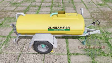 Zunhammer TS 10000 KE для Farming Simulator 2017