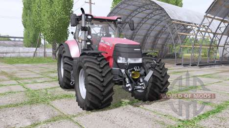 Case IH Puma 200 CVX several wheels для Farming Simulator 2017