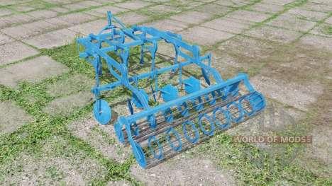 LEMKEN Kristall 9 для Farming Simulator 2017