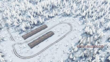 Покатушки 4 - Едем зимовать для Spin Tires
