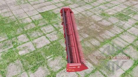 Capello Helianthus 12000 для Farming Simulator 2017