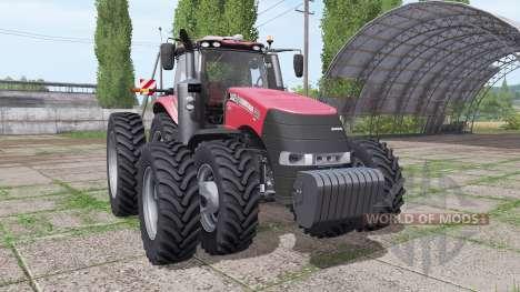 Case IH Magnum 340 CVX для Farming Simulator 2017