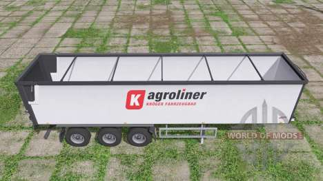 Kroger Agroliner SRB3-35 для Farming Simulator 2017