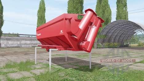 ANNABURGER AW 22.16 для Farming Simulator 2017