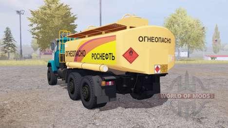КрАЗ 6322 Огнеопасно для Farming Simulator 2013