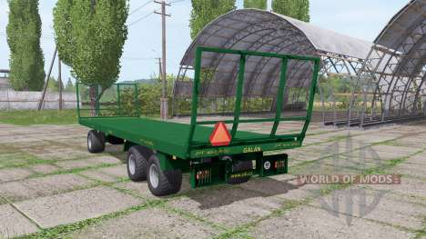 ZDT PV15 Galan для Farming Simulator 2017