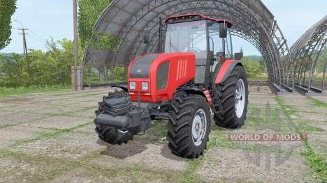 Беларус 1822 v1.2.3 для Farming Simulator 2017