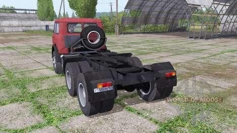 МАЗ 515Б 1974 для Farming Simulator 2017