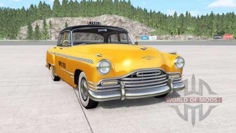 Burnside Special Taxi v1.051 для BeamNG Drive