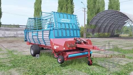 Mengele Garant 435 v2.1 для Farming Simulator 2017