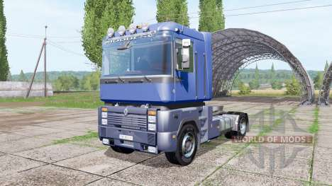 Renault Magnum Integral 1997 v1.1 для Farming Simulator 2017