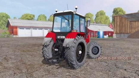 МТЗ 892 Беларус v1.2 для Farming Simulator 2015