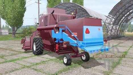 Bizon Z056 Super v0.5 для Farming Simulator 2017