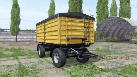Wielton PRS-2-W14 by MefiuFs для Farming Simulator 2017