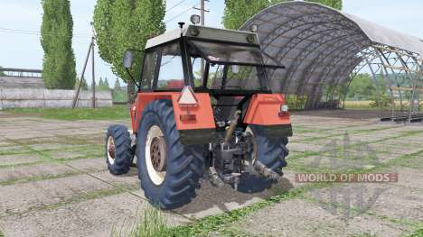 Zetor 8145 для Farming Simulator 2017