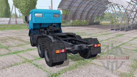 КамАЗ 5410 v1.4 для Farming Simulator 2017