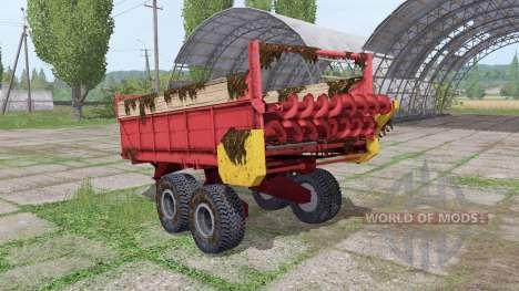 ПРТ 10 для Farming Simulator 2017