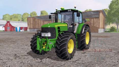 John Deere 6930 Premium для Farming Simulator 2015