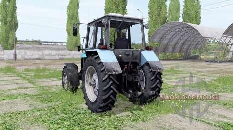 МТЗ 1221 Беларус v2.2 для Farming Simulator 2017