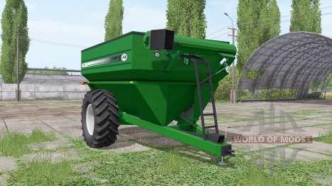 J&M 875 для Farming Simulator 2017