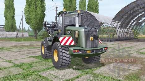 JCB 435S paintable для Farming Simulator 2017