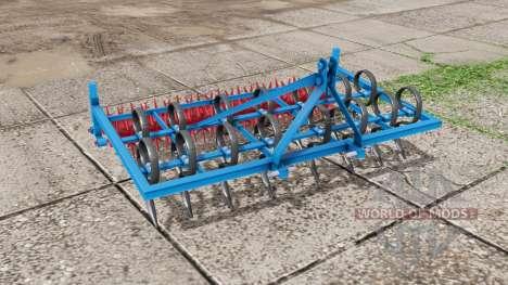 Gorenc Granoter 220 для Farming Simulator 2017