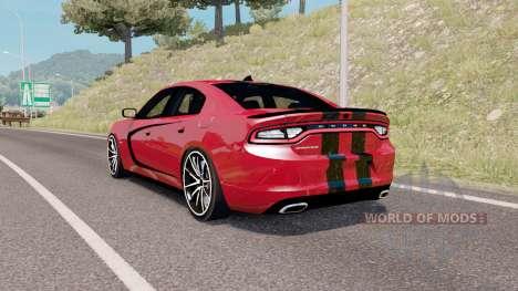 Dodge Charger RT (LD) 2016 для Euro Truck Simulator 2