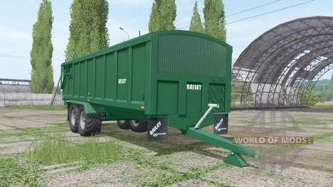 Bailey TB 20 для Farming Simulator 2017