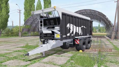 Fliegl ASW 271 Black Panther v1.4 для Farming Simulator 2017