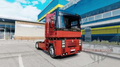 Renault Magnum Integral 1997 для Euro Truck Simulator 2