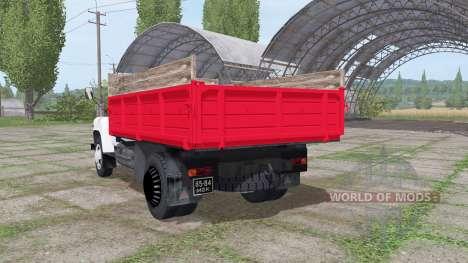 ГАЗ 53 СССР для Farming Simulator 2017