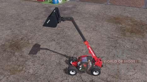 Manitou MLT 634-143 для Farming Simulator 2015
