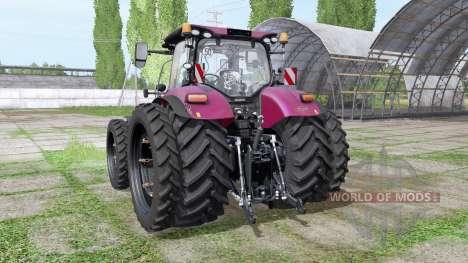 Case IH Puma 240 CVX для Farming Simulator 2017