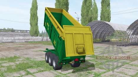 ZDT Mega 25 для Farming Simulator 2017
