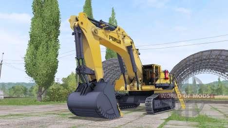 Caterpillar 6015B v1.1 для Farming Simulator 2017