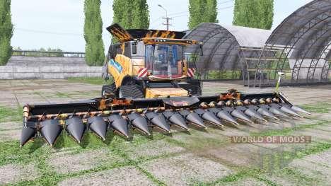 New Holland CR10.90 flame v3.0 для Farming Simulator 2017