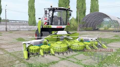 CLAAS Jaguar 960 для Farming Simulator 2017
