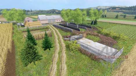 Bockowo для Farming Simulator 2015