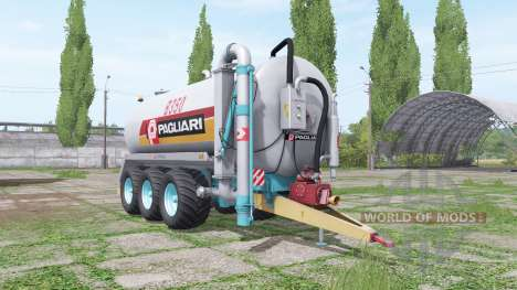 Pagliari B 350 для Farming Simulator 2017