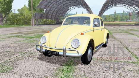 Volkswagen Beetle 1963 для Farming Simulator 2017