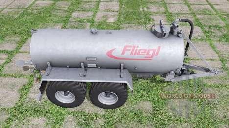 Fliegl VFW 14000 для Farming Simulator 2017