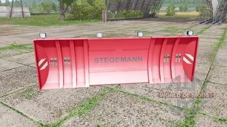 Stegemann STS 270-430 для Farming Simulator 2017
