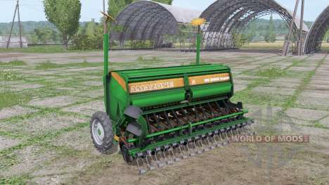 AMAZONE D9 3000 Super green для Farming Simulator 2017