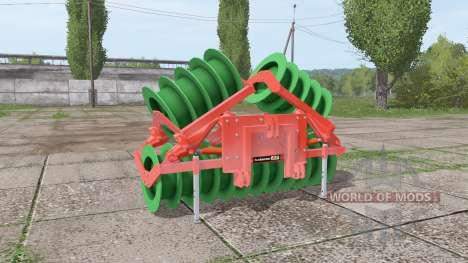 Holaras Stego 285-Pro для Farming Simulator 2017